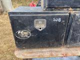 BLACK TOOL BOX
