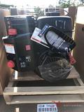 179CC GENERAL PURPOSE GAS ENGINE, ANSI MOUNTING BASE, 2 1/4x3/4 KEY WAY