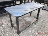 HEAVY DUTY SHOP/WELDING TABLE