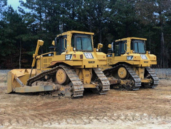 GA. CONTRACTORS EQUIPMENT, TRUCK & TRAILER AUCTION