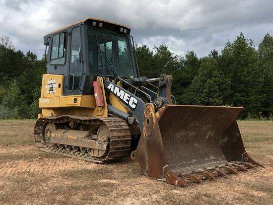 NORTH GA. HEAVY EQUIPMENT, TRUCK & TRAILER AUCTION
