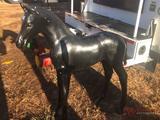 4' ALUMINUM HORSE