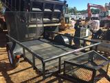 NEW 2019 CARRY-ON 5.5X9 UTILITY TRAILER