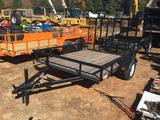 NEW 2019 CARRY-ON 6.5X8 UTILITY TRAILER
