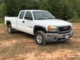 2005 EXTENDED CAB 2500 HD