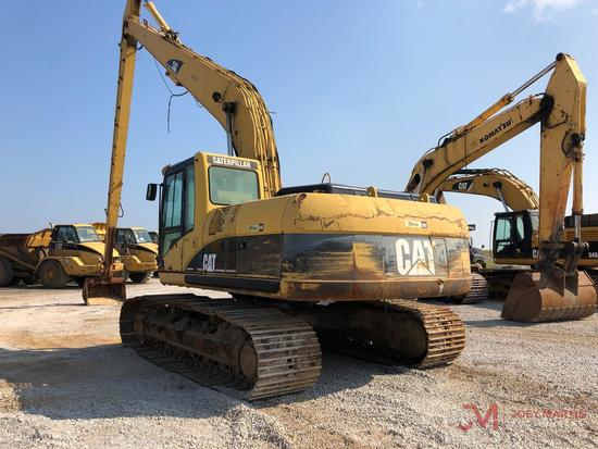 2003 CAT 322CL LONG REACH EXCAVATOR