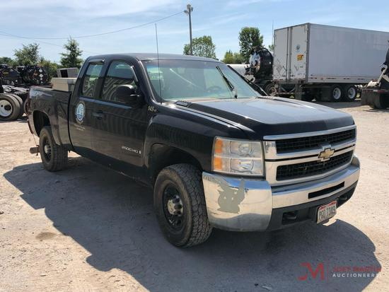 2008 CHEVROLET 2500HD PICKUP TRUCK