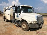 2007 INTERNATIONAL 4300 SBA 4X2 SERVICE TRUCK