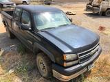 2005 CHEVROLET 2500HD EXTENDED CAB PICKUP