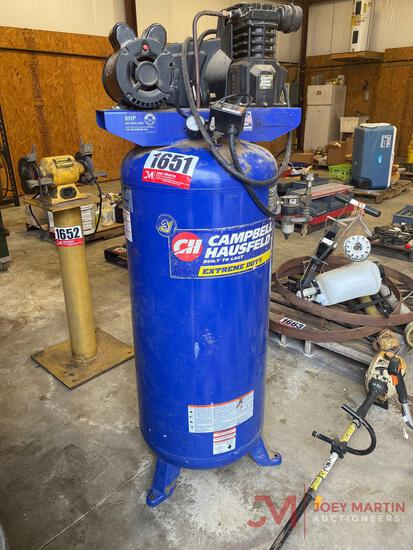 CAMPBELL HAUSFELD EXTREME DUTY 60 GALLON COMPRESSOR