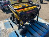 NEW POWERTRAIN 3500W PORTABLE GENERATOR, 120V, 212CC GAS ENGINE