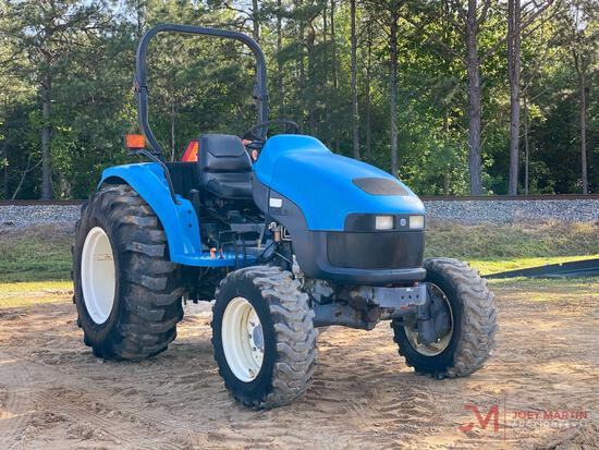 NEW HOLLAND TC45S UTILITY TRACTOR