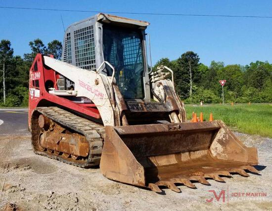 2010 TAKEUCHI TL240 MULTI TERRAIN LOADER