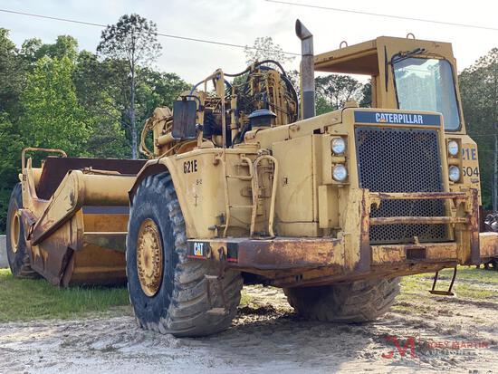 1989 CAT 621E SCRAPER