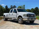 2006 FORD F350 LARIAT S.D. CREW CAB DUALLY