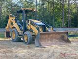 2013 CAT 420F IT LOADER BACKHOE