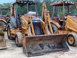 2010 CASE 580 SUPER M SERIES 3 LOADER BACKHOE