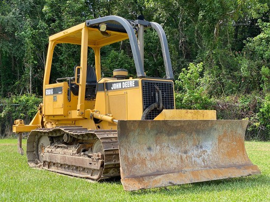 Lowcountry Heavy Equipment Public Auction Ring 1