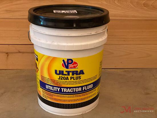 5 GALLON OF UTILITY TRACTOR FLUID