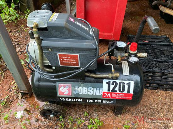 JOB SMART PORTABLE ELECTRIC AIR COMPRESSOR