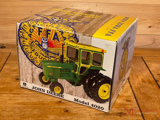 JOHN DEERE MODEL 4020 SPECIAL EDITION 2004 IOWA FFA