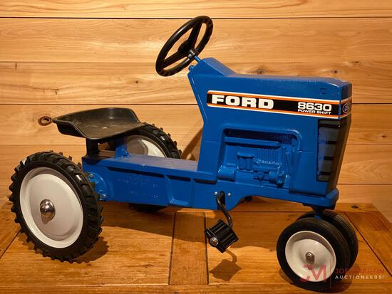 FORD 8630 POWER SHIFT PEDAL TRACTOR