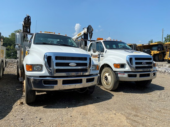 ONE OWNER FLEET REDUCTION PUBLIC AUCTION