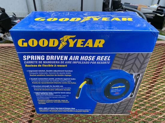 NEW GOODYEAR HOSE REEL