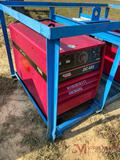 (1) LINCOLN ELECTRIC DC-655 WELDER, S/N 6117