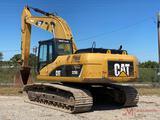 2009 CAT 329DL HYDRAULIC EXCAVATOR