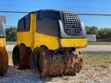 2013 BOMAG BMP8500 TRENCH COMPACTOR
