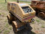 STONE TRENCH COMPACTOR