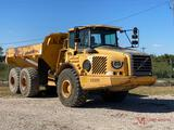2004 VOLVO A25D OFF ROAD TRUCK