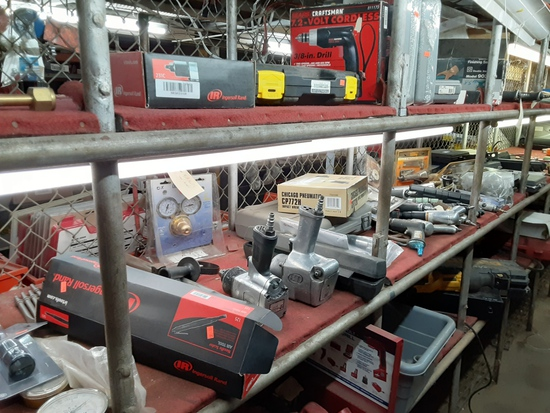 RING 1:MidSouth Supply Liquidation Auction