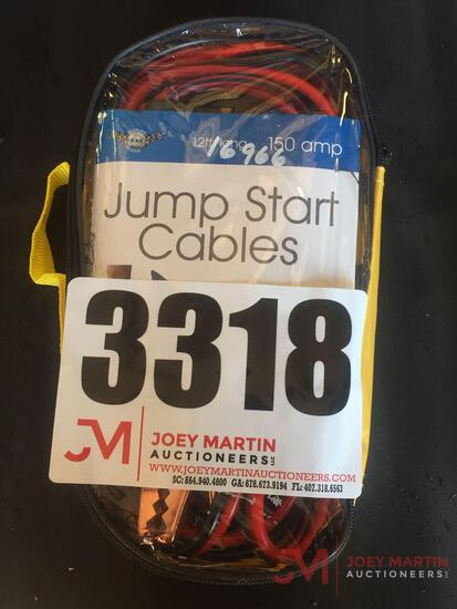 NEW 12? JUMP START CABLES