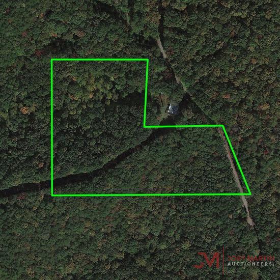 Gilmer County Georgia 14 Acre Property