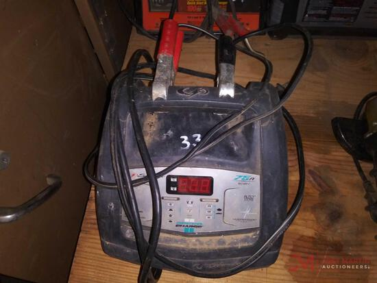 SPEED CHARGE BATTERY CHARGER