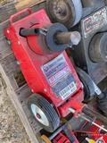 AIR OVER HYDRAULIC ROLLING SERVICE JACK 35 TON