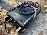 ROLLING OIL CATCH PAN