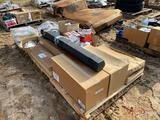 MISC. TRUCK & TRAILER PARTS, FILTERS, HOSES, AIR LINES