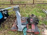 ROLLING SCALE, ROLLING TRUCK JACK STAND 10 TON