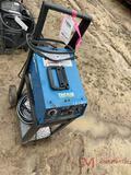 MILLER TRUE BLUE MAXSTAR 152 WELDING WITH CART