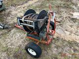 SMITHCO PULL TYPE HOSE REEL
