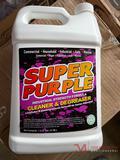 (6) 1 GALLON JUGS OF SUPER PURPLE DEGREASER