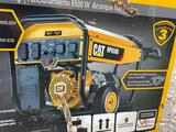 NEW CAT RP6500 PORTABLE GENERATOR