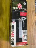 NEW ZEE LINE PISTOL GREASE GUN