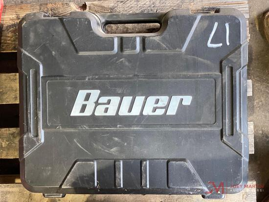 BAUER ELECTRIC POWERED IMPACT WRENCH