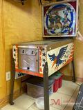 1976 BALLY FREEDOM PINBALL MACHINE