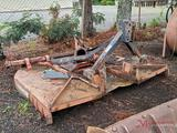 7FT 3PH ROTARY MOWER, (MISSING PARTS)