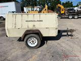 INGERSOLL-RAND 185 TOWABLE AIR COMPRESSOR